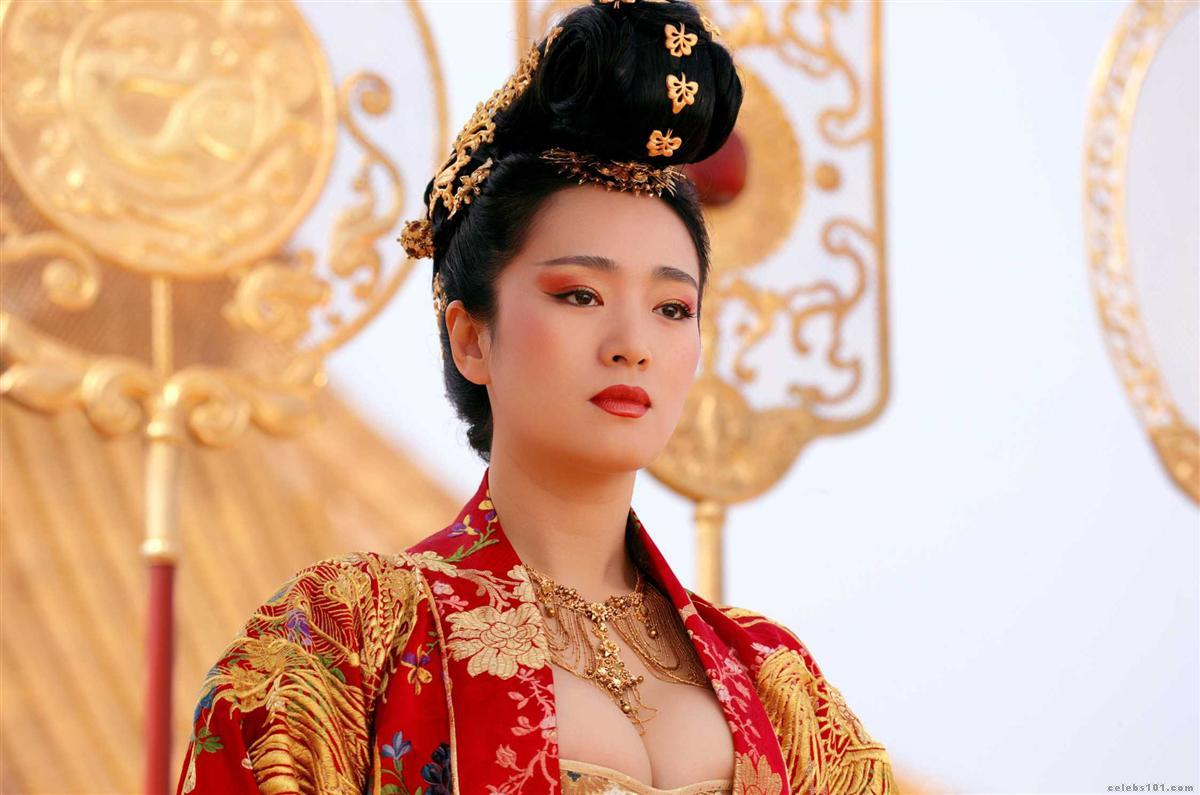 Yang guifei erotic queen