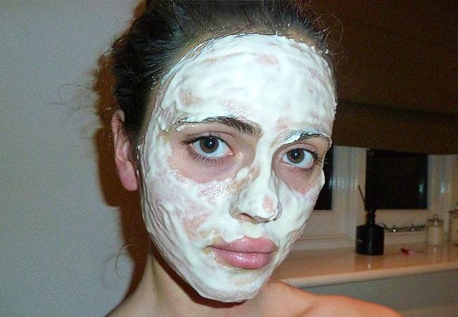 Rice Facial Mask 23