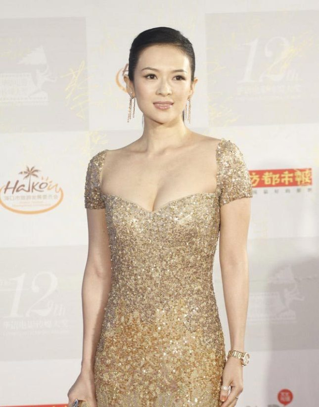 zhang-ziyi-12th-chinese-film-media-awards-reem-acra-spring-2012-gown-christian-louboutin-lady-150-peep-toe-pumps-1